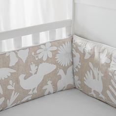 Marlo Crib Bedding Collection for Baby Nursery | Serena & Lily