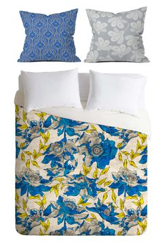 SUMMERTIME Bed Set | DENY Designs Home Accessories
