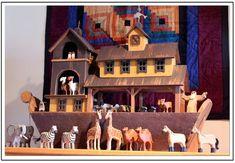 vintage noah's ark set - Bing Images