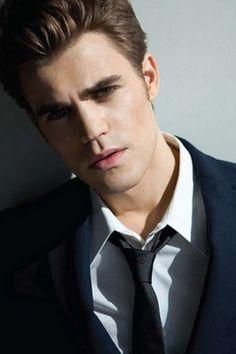 Paul Wesley. aka Stefan Salvatore from Vampire Diaries. Such a cutie pie!!!!