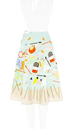 The Jane Paper Planes Skirt