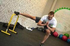 Equalizer - One Leg Squat by Lebert Fitness, via Flickr