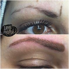 Permanent make up by Kouki , eyebrows tattoo