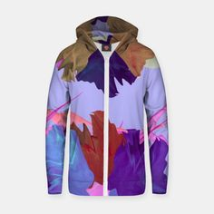 flowers of hope Zip up hoodie, Live Heroes Zip Ups, Hoodies, Live, Stylish, Flowers, Jackets, Fashion, Down Jackets, Moda