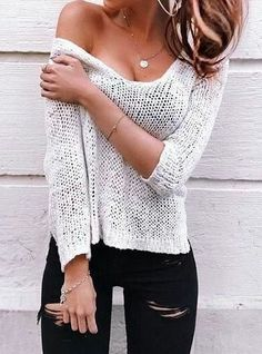 111 Teen Fashion 2017 – Latest Spring Summer Fashion Trends & Clothing for Teens Fashion Casual, Look Fashion, Fashion Outfits, Fashion Fashion, Fashion Models, Fashion Jewelry, Fashion Tips, Fashion 2017, Teen Fashion