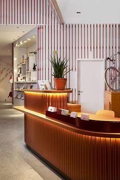 25hours Hotel Zurich by Alfredo Häberli, Zurich hotel hotels and restaurants