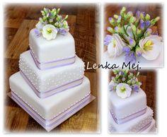 Svatební s eustomou a frézií
