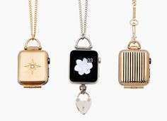 Your Apple Watch can now also be a pocket watch.