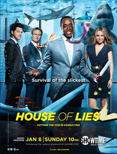 house of lies new season...funny