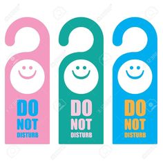 Signs Do Not Disturb Royalty Free Cliparts, Vectors, And Stock Illustration. Image 14179975.
