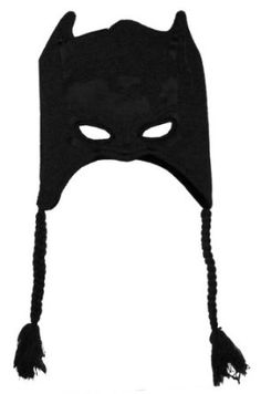 Batman face mask, though it probably look like your robbing a bank..