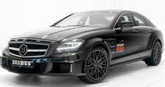 Brabus CLS 850 (Mercedes CLS 63 AMG)