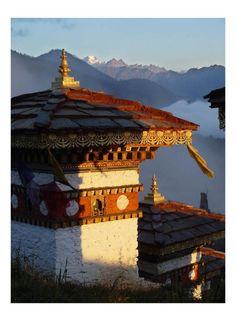 Rooftop | Bhutan
