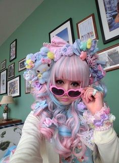 Decora Kei on Pinterest | Harajuku, Kawaii and Japanese ...