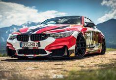 BMW M4 AH Exclusive Parts