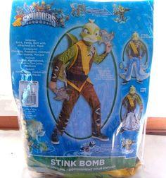 Rubie's Skylanders Stink Bomb Child's Costume Medium 8 - 10 #Rubies…