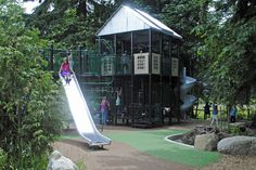 Explore: A New Park Where Nature EncouragesPlay MinersCorner in Bothell
