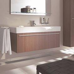 Duravit XL605202222 X-Large Wall Mount Bathroom Vanity   ATG Stores
