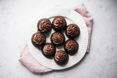 MEXICAN HOT CHOCOLATE BROWNIE BITES