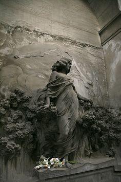 Il Cimitero Monumentale Staglieno a Genova