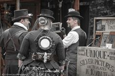 Our Steampunk pic of the day by Veronique Mergaux steampunk steampunkcosplay cosplay cosplayers halloween picoftheday Steampunk Movies, Steampunk Store, Steampunk Cosplay, Gothic Steampunk, Steampunk Sunglasses, Character Creation, Photo Credit, The Dreamers, Costumes