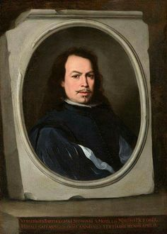 Murillo, self portrait. The Frick Collection