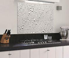 Details Zu Küchenrückwand Spritzschutz Dekoration Glas Wandbild  Sicherheitsglas Kitchen I
