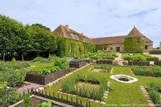Jardin médiéval de Bois Richeux (Val de Loire) nourrir et soigner au Moyen Âge
