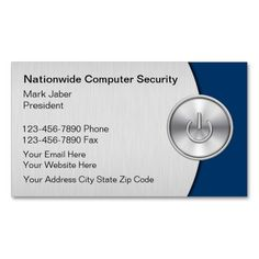 191 best security business cards images on pinterest in 2018 computer security business cards colourmoves