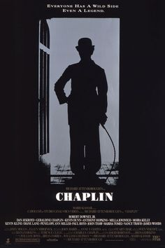 CHAPLIN stars Robert Downey Jnr as Charlie Chaplin