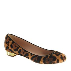 J.Crew Collection Janey flats