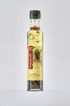 Kräuter- Öl Whiskey Bottle, Drinks, Schnapps, Home Made, Drinking, Beverages, Drink, Beverage, Cocktails