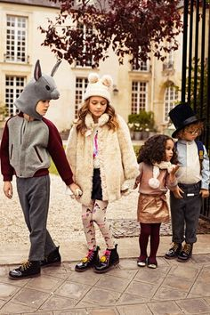 H launches a new dress-up range for children in aid of UNICEF (Vogue.com UK)