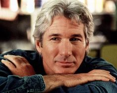 Richard Gere, and he just gets better with age.
