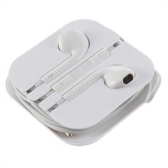 3.5mm Coffee Bean Earphone Headset Earbud for Mp3 Phone Music with Microphone