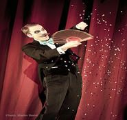 Circus Style Magicians for Hire - Book Magicians & Illusionists - London, UK.
