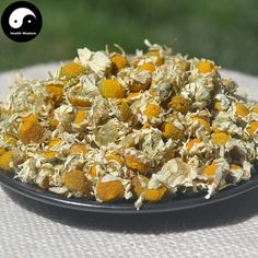 Yang Gan Ju 洋甘菊, Flos Matricaria Recutita, Chamomilla Flower, Mu Ju Traditional Chinese Medicine, Flower Tea, Medicinal Herbs, Herbalism, Vegetables, Flowers, Food, Herbal Medicine, Veggies
