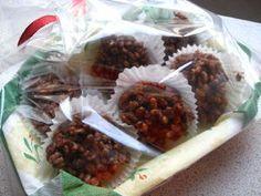 Kookossuklaakarkit Kotikokki.netin nimimerkki Darian ohjeella
