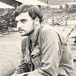 Dennis Franz in the army during the Vietnam War. c.1968 http://ift.tt/2h32i4b