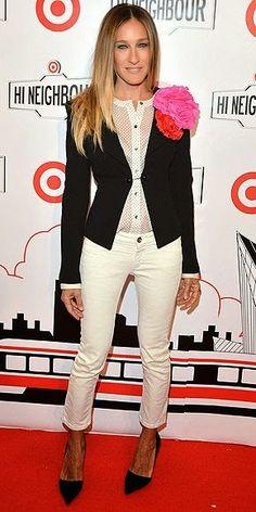 Beyaz Pantolon Nasıl Kombinlenir? | Stiledi