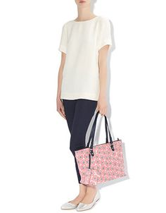 Daisy Isabella Winged Tote Bag | Red | Accessorize
