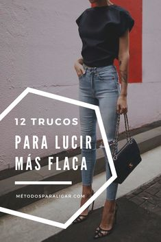12 Trucos Para Vestirte Para Verte Más Delgada (Vístete 6 Kilos Más Delgada) Night Outfits, New Outfits, Casual Outfits, Fashion Pants, Fashion Outfits, Womens Fashion, Barcelona Fashion, Outfits Mujer, Elegantes Outfit