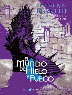 Juego Tronos El Libro : El Mundo de Hielo y Fuego por 38 euros!!