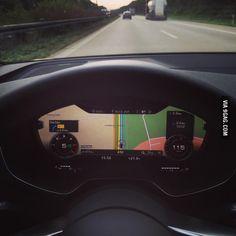 TT virtual cockpit