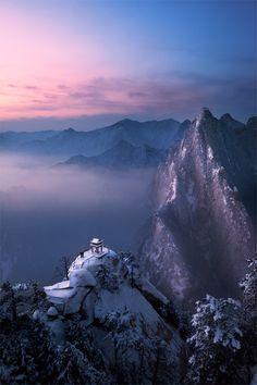 Huashan - China
