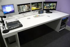 video editing desks - Google Search