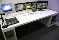 video editing desks - Google Search