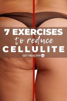 Do you have unwanted cellulite? Try these 7 exercises to reduce cellulite. Leg Workouts, Strength Training Workouts, Exercises, Fitness Goals, Fitness Tips, Fitness Motivation, Best Weight Loss, Weight Loss Tips, Cross Training For Runners