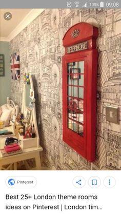 London in the future Wallpaper England World Wallpapers) – Wallpapers and Backgrounds London Decor, Room London, London Art, London Bedroom Themes, Chambre Nolan, Union Jack Decor, British Home, British Decor, English Decor