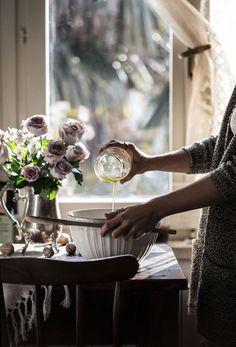 Valeria Necchio's Orange Ricotta Spelt Cake   Hortus Natural Cooking